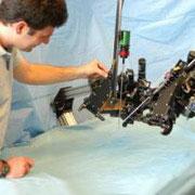 Раненых американских солдат будет спасть роботизированная операционная